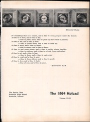 Page 5, 1964 Edition, Rushville High School - Holcad Yearbook (Rushville, IN) online yearbook collection