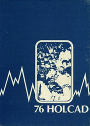 1976 Edition, Rushville High School - Holcad Yearbook (Rushville, IN)