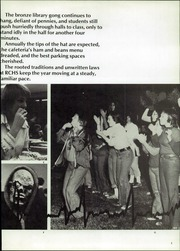 Page 9, 1976 Edition, Rushville High School - Holcad Yearbook (Rushville, IN) online yearbook collection