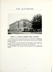 Page 11, 1931 Edition, Elston High School - Elstonian Yearbook (Michigan City, IN) online yearbook collection