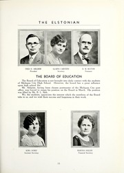 Page 17, 1931 Edition, Elston High School - Elstonian Yearbook (Michigan City, IN) online yearbook collection