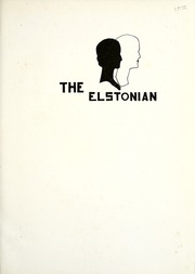 Page 5, 1931 Edition, Elston High School - Elstonian Yearbook (Michigan City, IN) online yearbook collection