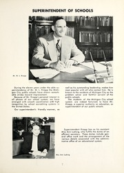 Page 11, 1950 Edition, Elston High School - Elstonian Yearbook (Michigan City, IN) online yearbook collection