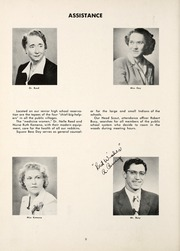 Page 12, 1950 Edition, Elston High School - Elstonian Yearbook (Michigan City, IN) online yearbook collection