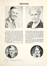 Page 9, 1950 Edition, Elston High School - Elstonian Yearbook (Michigan City, IN) online yearbook collection