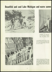 Page 10, 1958 Edition, Elston High School - Elstonian Yearbook (Michigan City, IN) online yearbook collection