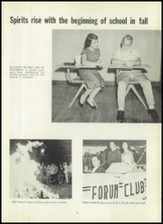 Page 13, 1958 Edition, Elston High School - Elstonian Yearbook (Michigan City, IN) online yearbook collection