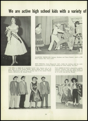 Page 14, 1958 Edition, Elston High School - Elstonian Yearbook (Michigan City, IN) online yearbook collection