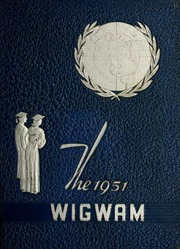 Page 1, 1951 Edition, Warren Central High School - Wigwam Yearbook (Indianapolis, IN) online yearbook collection