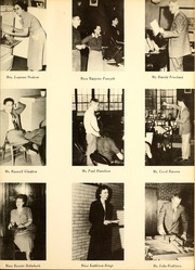 Page 13, 1951 Edition, Warren Central High School - Wigwam Yearbook (Indianapolis, IN) online yearbook collection