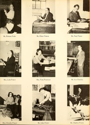 Page 15, 1951 Edition, Warren Central High School - Wigwam Yearbook (Indianapolis, IN) online yearbook collection