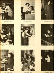 Page 16, 1951 Edition, Warren Central High School - Wigwam Yearbook (Indianapolis, IN) online yearbook collection