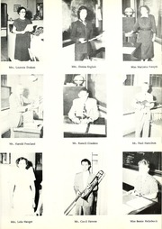 Page 11, 1952 Edition, Warren Central High School - Wigwam Yearbook (Indianapolis, IN) online yearbook collection