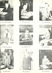 Page 13, 1952 Edition, Warren Central High School - Wigwam Yearbook (Indianapolis, IN) online yearbook collection