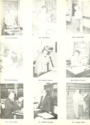 Page 14, 1952 Edition, Warren Central High School - Wigwam Yearbook (Indianapolis, IN) online yearbook collection