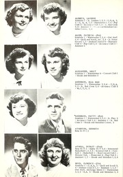 Page 16, 1952 Edition, Warren Central High School - Wigwam Yearbook (Indianapolis, IN) online yearbook collection