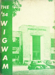 Page 1, 1954 Edition, Warren Central High School - Wigwam Yearbook (Indianapolis, IN) online yearbook collection