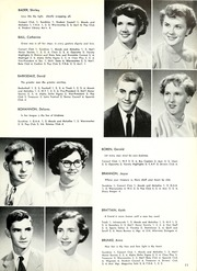 Page 17, 1954 Edition, Warren Central High School - Wigwam Yearbook (Indianapolis, IN) online yearbook collection