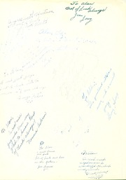 Page 6, 1954 Edition, Warren Central High School - Wigwam Yearbook (Indianapolis, IN) online yearbook collection