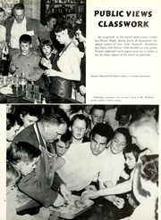 Page 11, 1955 Edition, Warren Central High School - Wigwam Yearbook (Indianapolis, IN) online yearbook collection