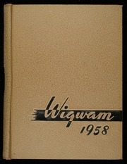 Warren Central High School - Wigwam Yearbook (Indianapolis, IN) online yearbook collection, 1958 Edition, Page 1