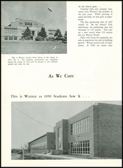 Page 6, 1959 Edition, Warren Central High School - Wigwam Yearbook (Indianapolis, IN) online yearbook collection