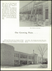 Page 7, 1959 Edition, Warren Central High School - Wigwam Yearbook (Indianapolis, IN) online yearbook collection