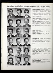 Page 112, 1961 Edition, Warren Central High School - Wigwam Yearbook (Indianapolis, IN) online yearbook collection