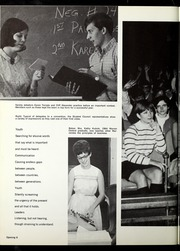 Page 10, 1969 Edition, Warren Central High School - Wigwam Yearbook (Indianapolis, IN) online yearbook collection