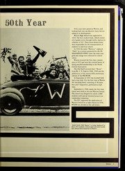 Page 7, 1974 Edition, Warren Central High School - Wigwam Yearbook (Indianapolis, IN) online yearbook collection