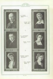 Page 11, 1921 Edition, Crawfordsville High School - Athenian Yearbook (Crawfordsville, IN) online yearbook collection