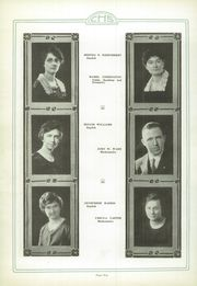 Page 12, 1921 Edition, Crawfordsville High School - Athenian Yearbook (Crawfordsville, IN) online yearbook collection