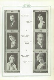 Page 15, 1921 Edition, Crawfordsville High School - Athenian Yearbook (Crawfordsville, IN) online yearbook collection