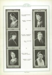 Page 16, 1921 Edition, Crawfordsville High School - Athenian Yearbook (Crawfordsville, IN) online yearbook collection