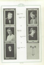 Page 17, 1921 Edition, Crawfordsville High School - Athenian Yearbook (Crawfordsville, IN) online yearbook collection