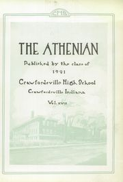 Page 5, 1921 Edition, Crawfordsville High School - Athenian Yearbook (Crawfordsville, IN) online yearbook collection