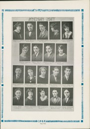 Page 13, 1924 Edition, Crawfordsville High School - Athenian Yearbook (Crawfordsville, IN) online yearbook collection