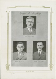 Page 12, 1925 Edition, Crawfordsville High School - Athenian Yearbook (Crawfordsville, IN) online yearbook collection