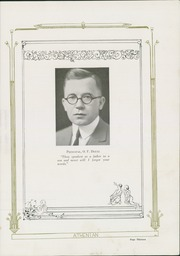 Page 17, 1925 Edition, Crawfordsville High School - Athenian Yearbook (Crawfordsville, IN) online yearbook collection