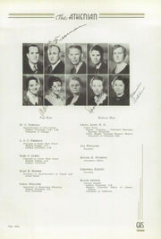 Page 11, 1935 Edition, Crawfordsville High School - Athenian Yearbook (Crawfordsville, IN) online yearbook collection