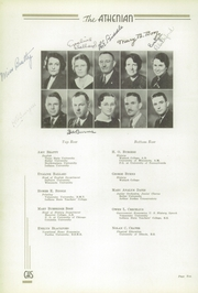 Page 12, 1935 Edition, Crawfordsville High School - Athenian Yearbook (Crawfordsville, IN) online yearbook collection