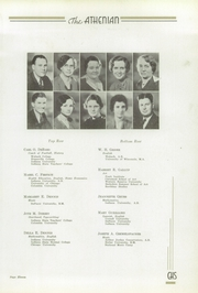 Page 13, 1935 Edition, Crawfordsville High School - Athenian Yearbook (Crawfordsville, IN) online yearbook collection