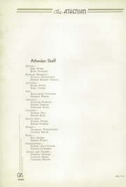 Page 4, 1935 Edition, Crawfordsville High School - Athenian Yearbook (Crawfordsville, IN) online yearbook collection