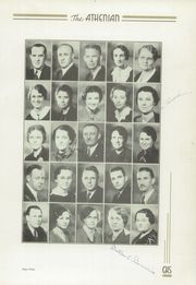 Page 11, 1936 Edition, Crawfordsville High School - Athenian Yearbook (Crawfordsville, IN) online yearbook collection