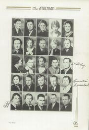 Page 13, 1936 Edition, Crawfordsville High School - Athenian Yearbook (Crawfordsville, IN) online yearbook collection