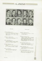 Page 17, 1936 Edition, Crawfordsville High School - Athenian Yearbook (Crawfordsville, IN) online yearbook collection