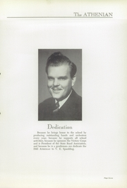 Page 9, 1943 Edition, Crawfordsville High School - Athenian Yearbook (Crawfordsville, IN) online yearbook collection