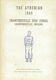 Page 5, 1945 Edition, Crawfordsville High School - Athenian Yearbook (Crawfordsville, IN) online yearbook collection