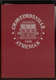 Page 1, 1948 Edition, Crawfordsville High School - Athenian Yearbook (Crawfordsville, IN) online yearbook collection