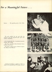Page 11, 1952 Edition, Crawfordsville High School - Athenian Yearbook (Crawfordsville, IN) online yearbook collection